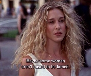 sarah jessica parker, Carrie Bradshaw, and sex and the city image