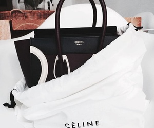 fashion, celine, and bag image