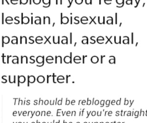 ali, asexual, and lesbian image