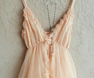 lingerie, dress, and outfit image
