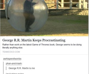 funny, tumblr, and game of thrones image