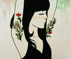 aesthetic, art, and feminism image