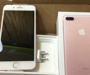 pink, plus, and rose gold image