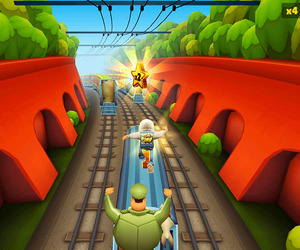 subway surfers, subway surf, and download subway surfers image