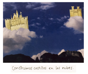 castles and sky image