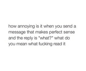 annoying, fucking, and text image