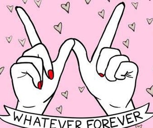 whatever and forever image