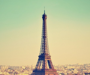 eiffel tower, paris, and wallpaper image