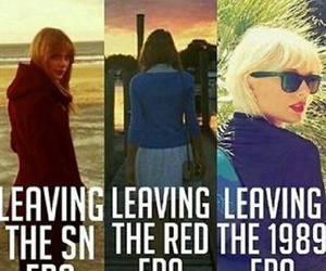 1989, Taylor Swift, and speak now image