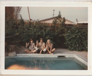 polaroid and friends image