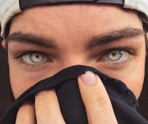 eyes and boy image