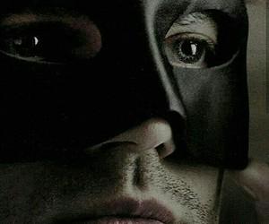 dominant, christian grey, and Jamie Dornan image