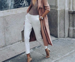 fashion, hair, and street style image