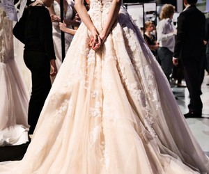 dress, fashion, and Couture image