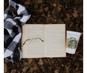 autumn and read image