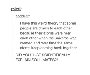 amazing, funny, and soulmates image