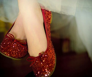 ballerina shoes, lovely, and shoes image