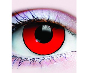 contact lenses, blood eyes, and primal contacts image