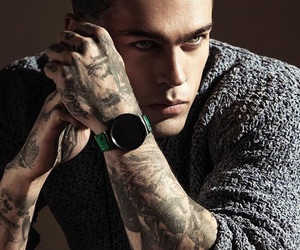 stephen james, Tattoos, and model image