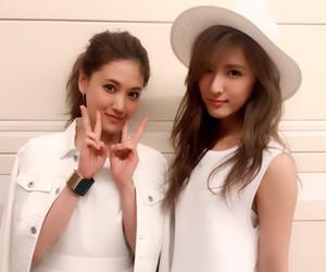 karen, fujii sisters, and shuuka image