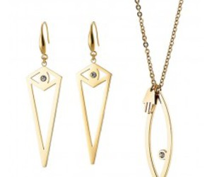 sieraden, goud, and ketting image