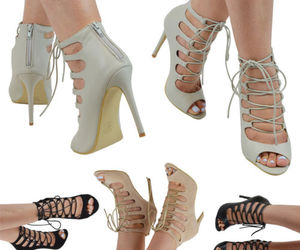 ebay, heels, and bridal shoes image