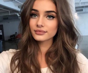 girl, model, and taylor hill image