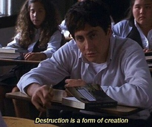 donnie darko, quotes, and movie image