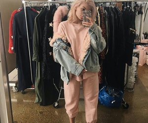 fashion, kylie jenner, and outfit image
