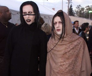 Marilyn Manson, metal, and music image