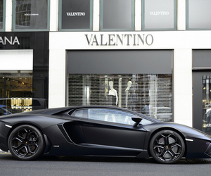 car, Valentino, and luxury image