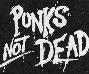 punk, dead, and music image