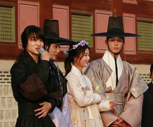 kdrama, kim yoo jung, and moonlight drawn by clouds image