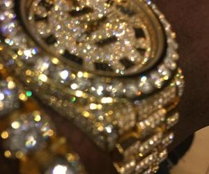 diamond, ghetto, and luxury image