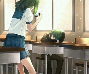 vocaloid and anime couple image