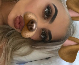 snapchat and kylie image
