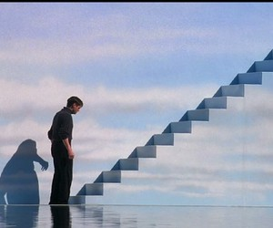 life, stair, and jimcarrey image