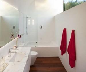 home, house, and bathroo m image