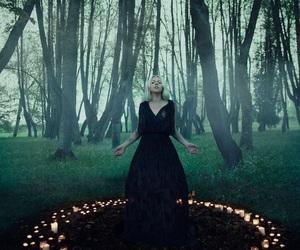 witch, magic, and kerli image
