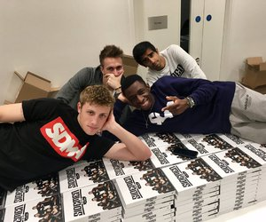sidemen, boy, and youtube image