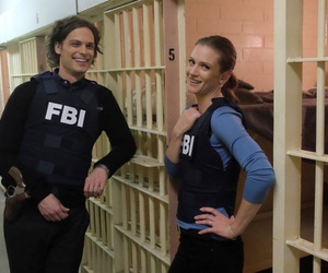 criminal minds and matthew gray gubler image