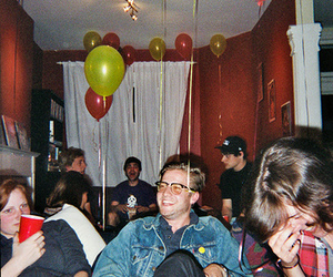 analog, disposable, and housewarming party 2009 image