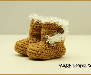 crochet baby shoes, diy baby shoes, and baby shoes designs image