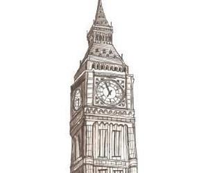 Big Ben and london image