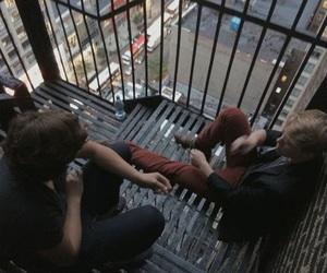 boy, grunge, and city image