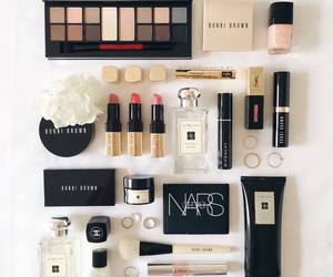 makeup, nars, and lipstick image