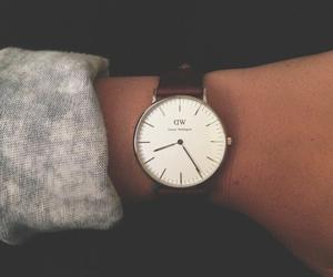 watch, daniel wellington, and vintage image