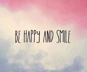happy, smile, and quotes image