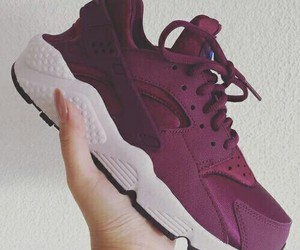 nike, shoes, and huarache image