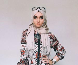 hijab, islam, and fashion image